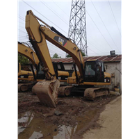 Used Cat 320D EXCAVATORS