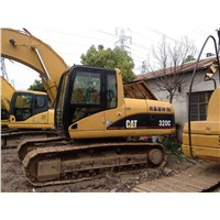 Used Cat 320c EXCAVATORS