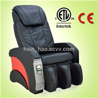 coin or bill acceptor operated Vending Massage Chair
