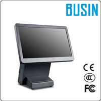 """BUSIN 15.6"""" TD6-C3 Touch Screen POS System with Customer POS Display"""
