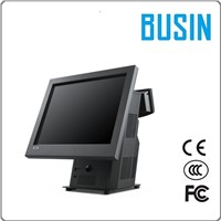 "BUSIN 15"" TI5-C3 10 Point Capacitive Touch Screen POS Terminal with Excellent Quality POS Hardware"