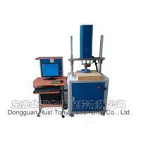 Computer Servo Control Foam Indentation Force Deflection Test Machine