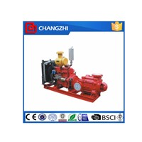 Lower price diesel engine fire pump