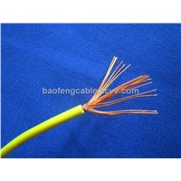 flame retardant electrical cable/electrical wire cable/copper cable
