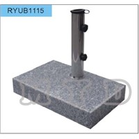 25kgs arbor grey granite umbrella base