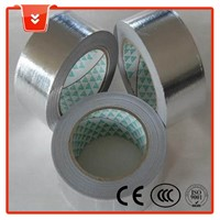 Fireproof aluminum fiberglass foil thermal tape with super quality