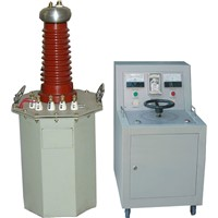 High-Voltage Tester of AC & DC for Light Oil-Immersed Transformer