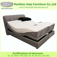 Modern Luxury Queen Size Smart Flex V2 Electric Adjustable Bed