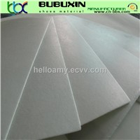 Nonwoven chemical sheet based hot melt adhesive