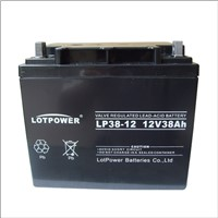 UPS Deep Cycle rechargeable battery 12V 38Ah