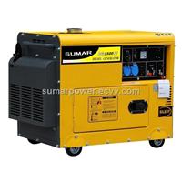 3KW Silent Diesel Generator DG3500SE / Portable Silent Diesel Generator