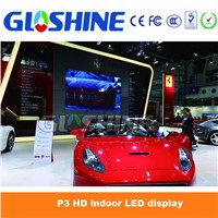 Full Color Tube Chip Color and Video, graphics Display Function LED mobile truck display