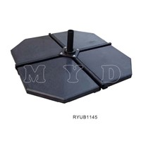 MYD Umbrella Base For Patio and Garden Decorative