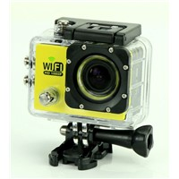 14MP Full HD 1080P Action Sports Helmet Camera 30m Underwater