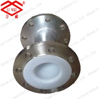 Flange PTFE Rubber Expansion Joint -One Ball
