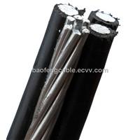 0.6/1KV Duplex Triplex Quadruplex Aerial Bundled Cable ABC Cable