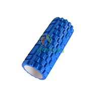 Hollow EVA Grid Foam Roller Deep Massage