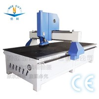 NC-R1218 3d vacuum table wood door hobby cnc milling machine