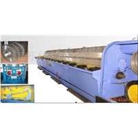 Heavy Copper Rod Making Machine With Annealing