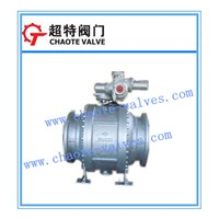 Electric Actuated Ball Valve (Q947H)