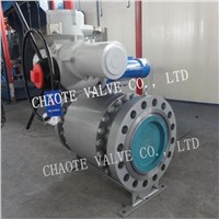Electric Operated Trunnion Ball Valve (Q947F)
