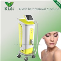 KLSi 808nm Diode Laser Permanently Hair Removal Beauty Salon Equipment