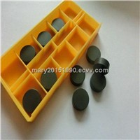 PCBN inserts and tools for heat-resisitant alloy