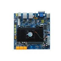 204S-2 ITX-HCM25S8,Intel D2550 processors Mini ITX Intel motherboard