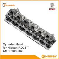 2.8TD RD28-T Engine Cylinder Head for Y60 Patrol