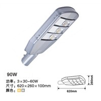 LED Road lamp street light 90W