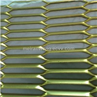 aluminum expanded mesh/aluminum expanded metal/aluminum expanded metal mesh
