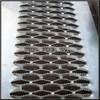Anti-Skid Perforated Metal Stair Treads