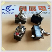 automotive electric switches,single pole on off 15a Toggle Switch,Miniature Toggle Switch