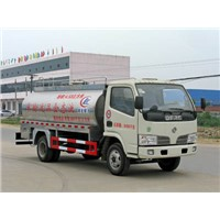 4x2 fresh milk tank truck,used milk trucks