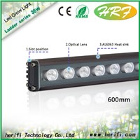 Herifi 18x3w LA001 LED hydroponic full spectrum grow lamp/light