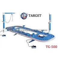 Car body repair bench with hydraulic TG-500