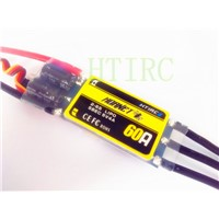Hight quality Hornet ESCs HTIRC-H60A for aircraft &helicopter