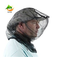 Outdoor Camping Fishing Anti-Mosquito Head Net Mesh Face Protection