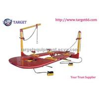 car body repair bench/car jig/manganese frame machine TG-510