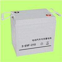 Electronic scale battery 6V210AH professional manufacturer of batteries
