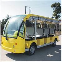 11 seater electric resort sightseeing car