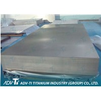 ASTM B265 Titanium Metal Plate Hot Or Cold Rolled For Heat Exchanger