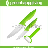 Antibacterial 100% Zirconia Ceramic Knife sets from Greenhappyliving