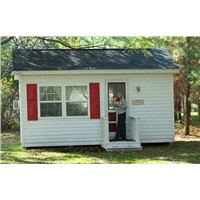 Cost Saving and Lightweight Steel Prefab House Kits