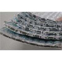 single bubble foil reflective insulation material