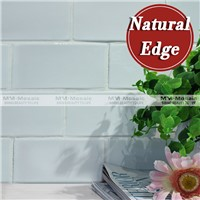 "3""x6"" Ceramic subway tile"