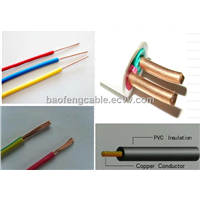Electrical House Wiring PVC Cable Wire