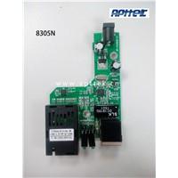 OEM media converter pcb board 8305 solution