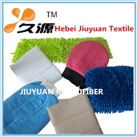 Microfiber Car Care Kitchen Household Wash Washing Cleaning Gloves