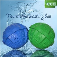Tourmaline washing ball